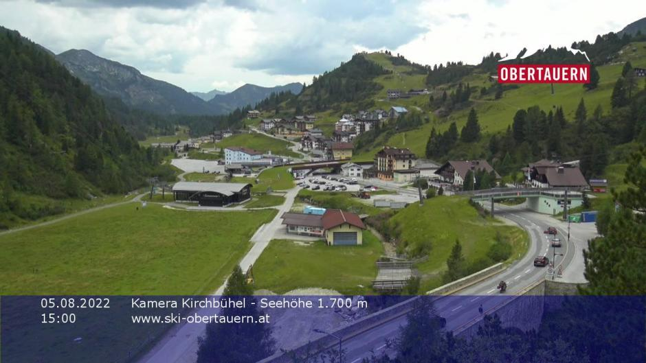 Zehnerkar Live webcam