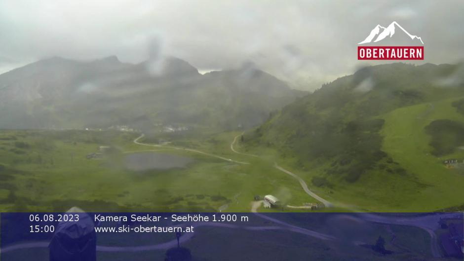 WEBkamera Obertauern - Seekar