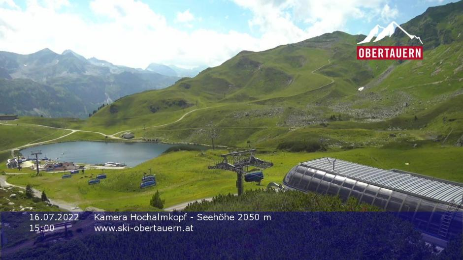 Obertauern webcam - Hachalmkopf